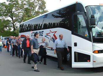 Автобусы для экскурсий по Москве