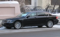 Hire a Limosine BMW 7 series in Moscow
