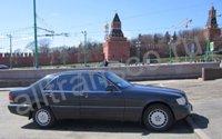 Mercedes W140 mini