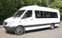 Rent a Minibus in Moscow