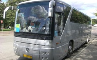 Rent a Bus in Moscow, Mercedes Tourismo
