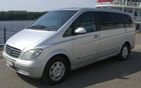 Hire a Minivan in Moscow, Mercedes Viano
