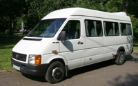 Hire a Minibus in Moscow, Volkswagen