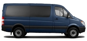 Rent a Van in Moscow, Mercedes Sprinter 315