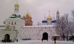 Transportation service in Moscow Russia, Sergiev Posad city
