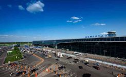 Transfer in Moscow, airport Domodedovo DME