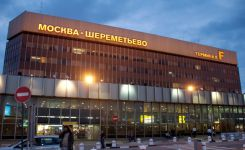 Transfer in Moscow, airport Sheremetyevo SVO