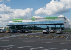 Airport Transfer Moscow Zhukovsky ZIA