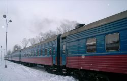 Rybinsk Demino train