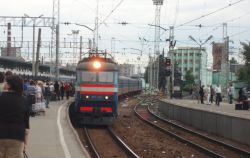Rybinsk Demino train 2