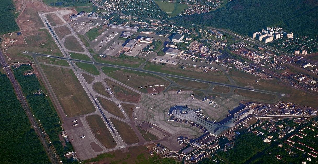 Vnukovo VKO Moscow airport 2